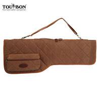 TOURBON SXS Shotgun Bag Gun Slip Carrying Case Holster Takedown Scabbard Vintage
