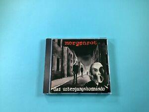 Das Untergangskommando - Morgenrot - Musik CD Album
