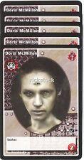 Doris McMillon x5 Salubri antitribu BL