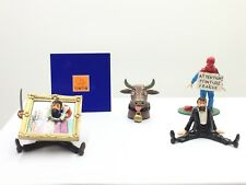 Figurine Tintin Expression Haddock Trio / Pixi [Etat Neuf Certificat]