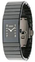 RADO Ceramic Black Dial Quartz women's Watch 963.0350.3