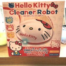 Hello Kitty Cleaner Robot Marble Cleaner for flooring Sanrio Japan NEW