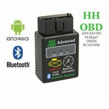 Hottest ELM327 HH OBD ADVANCED BLUETOOTH V2.1 OBDII CAR DIAGNOSTIC SCANNER TOOL