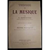 Théorie de la musique, par A. Danhauser [Relié] by Danhauser, Adolphe