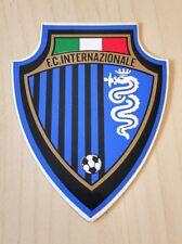 Calcio-FC Internazionale-Adesivo Anni 70/80-stemma/logo Fcim-FC INTER