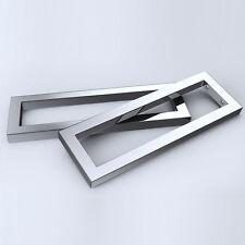 Luxus Design Edelstahl Wandkonsole Regalhalter Regalträger Konsolen WH01
