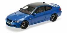 1 18 Kyosho BMW M3 E92 Coupe Blue/carbon