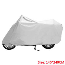 XL Motorcycle Cover Waterproof Outdoor Bike Rain Dust UV Protector Extra Large