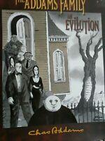 Charles Addams: The Addams Family: an Evilution Miserocchi, Original Adams