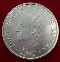 moneda de plata 2000 pesetas españa