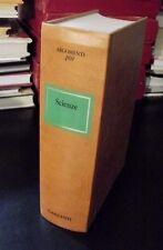 Argomenti Più SCIENZE / Garzanti 1992 / enciclopedia