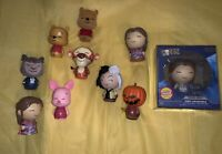 Funko DORBZ Misc DISNEY Beauty Beast POOH + oob Loose LoT 10 * Boxed CHASE BELLE