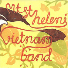 MT. ST. HELENS VIETNAM BAND, SELF-TITLED US 11 TRACK PROMO CD FROM 2009, (MINT)
