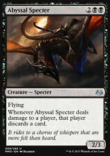 MTG 2x ABYSSAL SPECTER - SPETTRO DELL'ABISSO - MMA3 - MAGIC