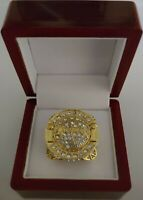 Kobe Bryant - 2010 Los Angeles Lakers NBA Championship Ring WITH Wooden Box