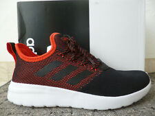 Adidas Trainers Racer Rbn Sneakers Lace Up Black New