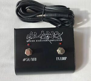 Marshall AFD 100 Slash Signature Footswitch