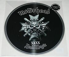 Motorhead Bad Magic LP PICTURE DISC - NEW Limited 2016 Release
