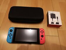 Nintendo Switch Seriale XAJ40029366497 (NB:solo macchina, joycon, alimentatore)