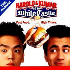 HAROLD & KUMAR GO TO WHITE CASTLE [Soundtrack CD] Heart*Rick James*Smithereens