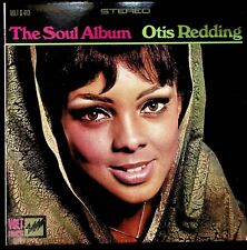"OTIS REDDING~""SOUL ALBUM""""~U.S.ORIG.1966 1st PRESS ""VOLT-413""~""EX"" LP!!!"