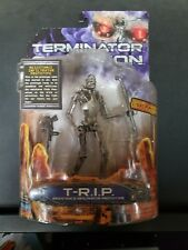 Playmates Terminator Salvation T-RIP Resistance Infiltration Prototype