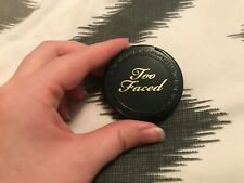 "BN "" TOO FACED "" TRAVEL SIZE SNOW BUNNY LUMINOUS BRONZER - 2.5G !"