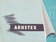 VINTAGE CATALOG #2891 -  1940s HARRISON ARKETEX HOUSE CERAMIC TILE