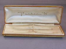 Parker Vintage 51 Set Box--EMPTY--