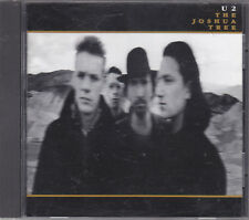 U2 - the joshua tree CD japan edition