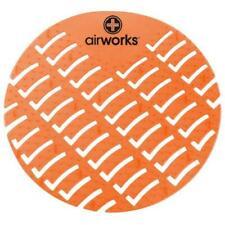 Hospeco - Cc-007 Airworks Awus007-Bx Urinal Deodorizer Screen Mango Orange (Box
