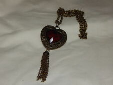Unbranded Hearts/Love Vintage Costume Jewellery (Unknown Period)