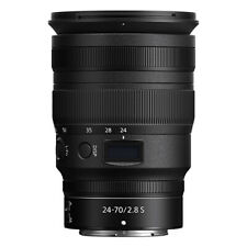 Nikon NIKKOR Z 24-70mm Lente f/2.8 S