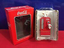 Enesco Coca Cola Ornaments The Pause That Refreshes 1989 NEW E5