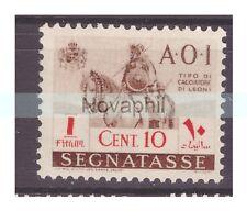 AOI  1942 -  SEGNATASSE  Centesimi 10    NUOVO **