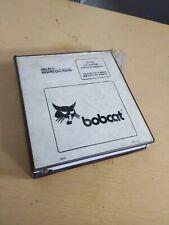Bobcat Excavator 331 331e 334 Service Manual