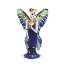 Miniature Fairy Garden Day Of The Dead Luna Catrina Figurine Nightmare