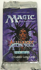 Alliances Booster MTG Magic the Gathering 12-Card Sealed Pack English
