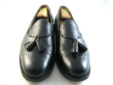 "Allen Edmonds ""ACHESON""  Loafers 10.5 D  Black   (932)"