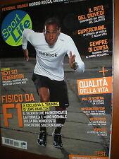 SportLife.Lewis Hamilton,Giorgio Rocca,Aldo Montano,Diego Romero Paschetta,iii