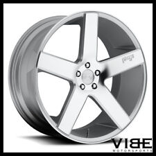 "22"" NICHE MILAN SUV SILVER CONCAVE WHEELS RIMS FITS RANGE ROVER SPORT HSE"