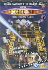 Doctor Who Boom Town/Bad Wolf (DVD files) #6 Christopher Eccleston