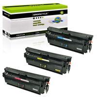 3 Set CF360X Toner for HP 508X Color LaserJet Enterprise M552dn M553n M553x