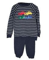NEW Little Me Boy's 2-Piece Shirt and Pants Set