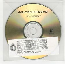 (GG630) Gorky's Zygotic Mynci, Mow The Lawn - 2003 DJ CD