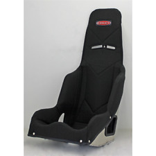 Kirkey 5518511 Racing Seat Cover Black Tweed - Fits 55185