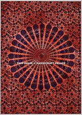 Indio Dormitorio Decorativo Mandala Pared Colgar Pequeño Cartel Boho Tela Hippie