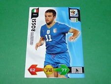 ROSSI  ITALIA  PANINI FOOTBALL FIFA WORLD CUP 2010 CARD ADRENALYN XL