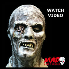 Official FULCI Zombie Latex Collectors Mask - Halloween Cult Horror Film SCARY
