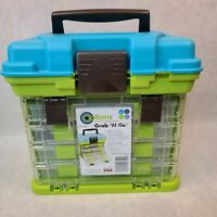 Creative Options Grab 'N Go Craft/Sewing/Jewelry/MakeUp Organizing Case 1354-85